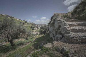 גיא בן הינום, צילום מקס ריצרדסון, עיר דוד