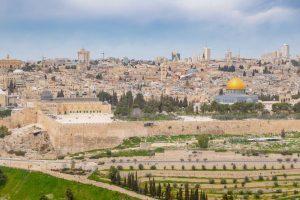 ירושלים. צילום: קובי הראתי, ארכיון עיר דוד.